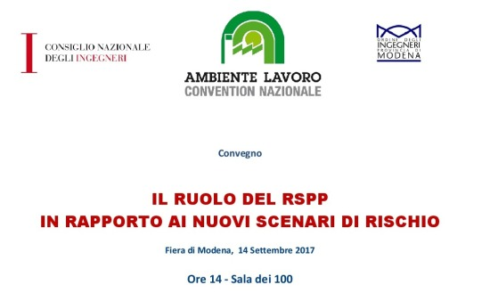 testata CONVEGNO-CNI-MODENA-SALONE-AMBIENTE&LAVORO-001